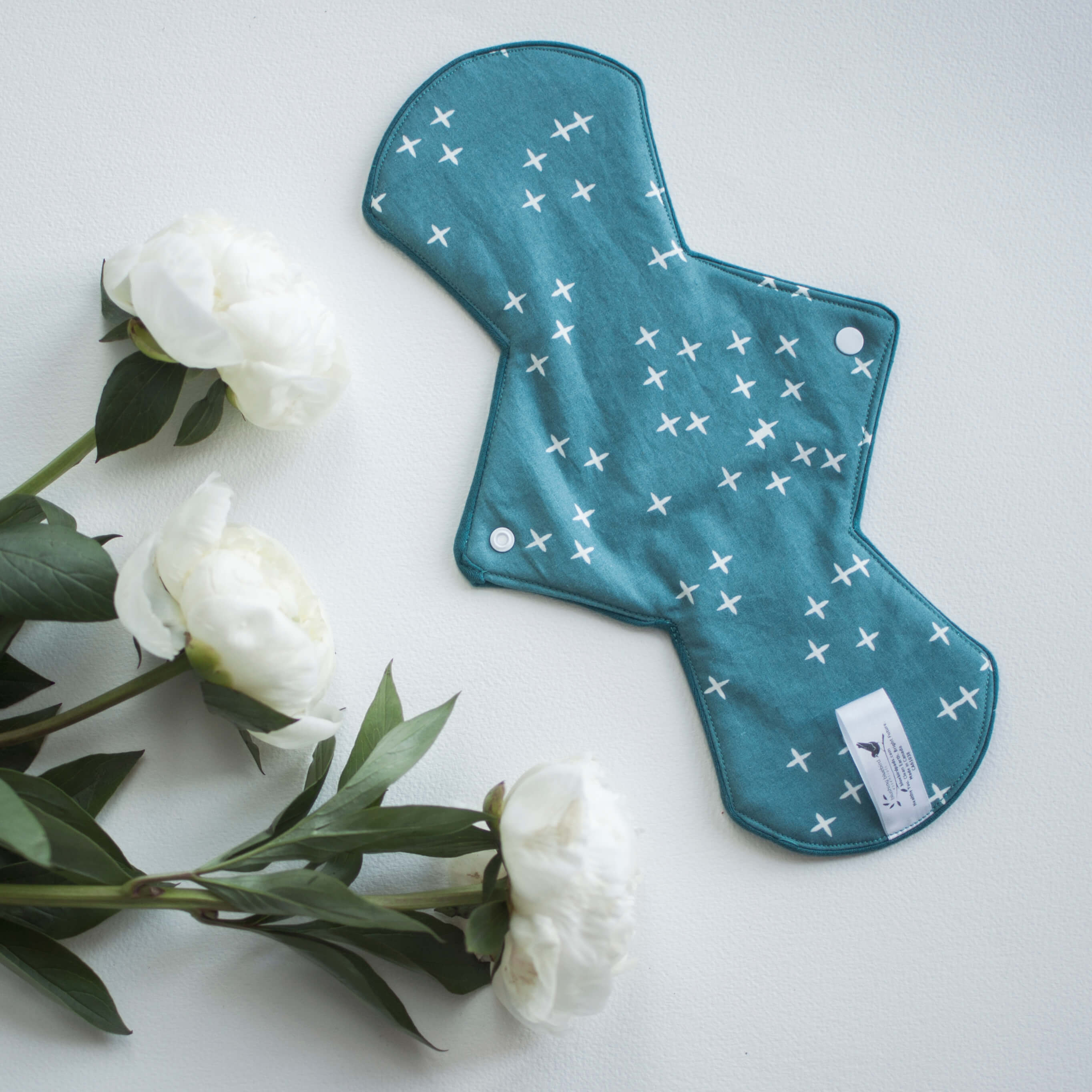 Optimal Anytime Organic Cloth Pad