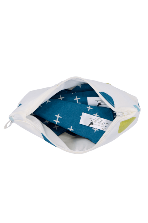 Organic Cotton Wet Bag
