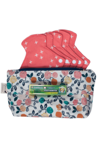Classic Essentials Organic Cloth Pads Starter Kit
