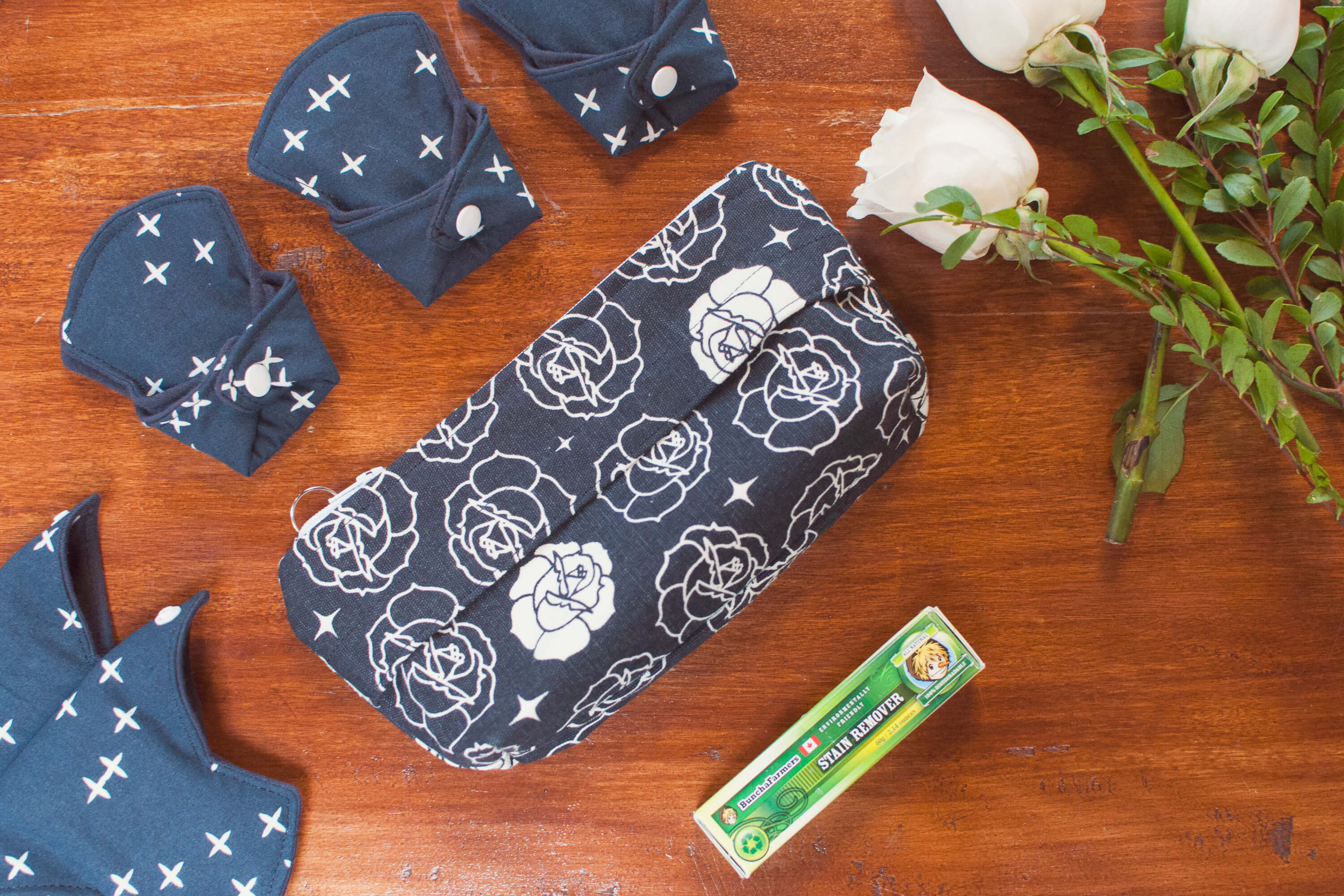 Petite Essentials Organic Cloth Pads Kit