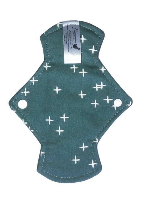 Classic Short Organic Reusable Cloth Pad